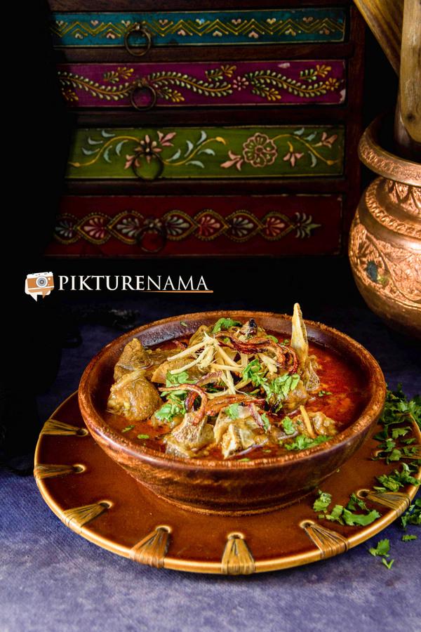 How to make Mutton Nihari - 4