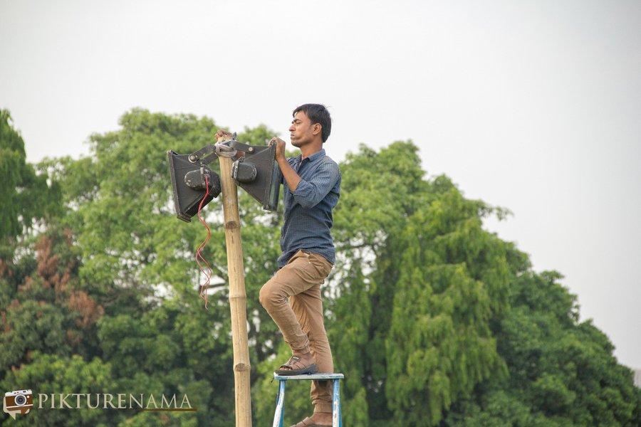Kolkata Maidan Photowalk with Canon 8