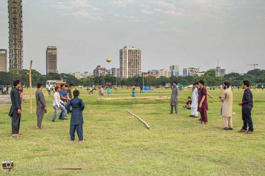 Kolkata Maidan Photowalk with Canon 34