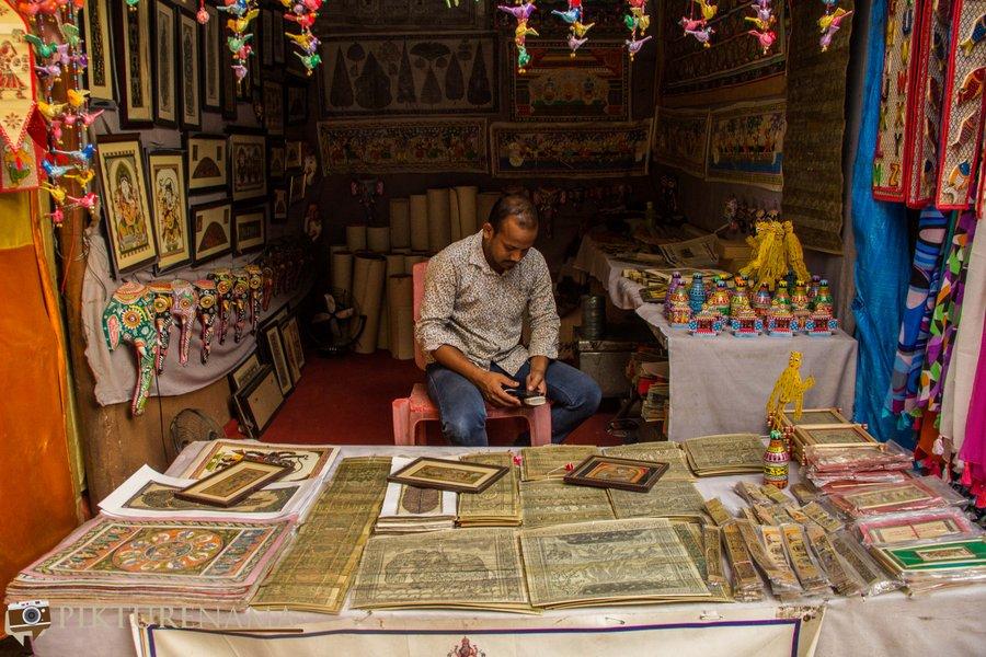 shilparamam Hyderabad Odisha