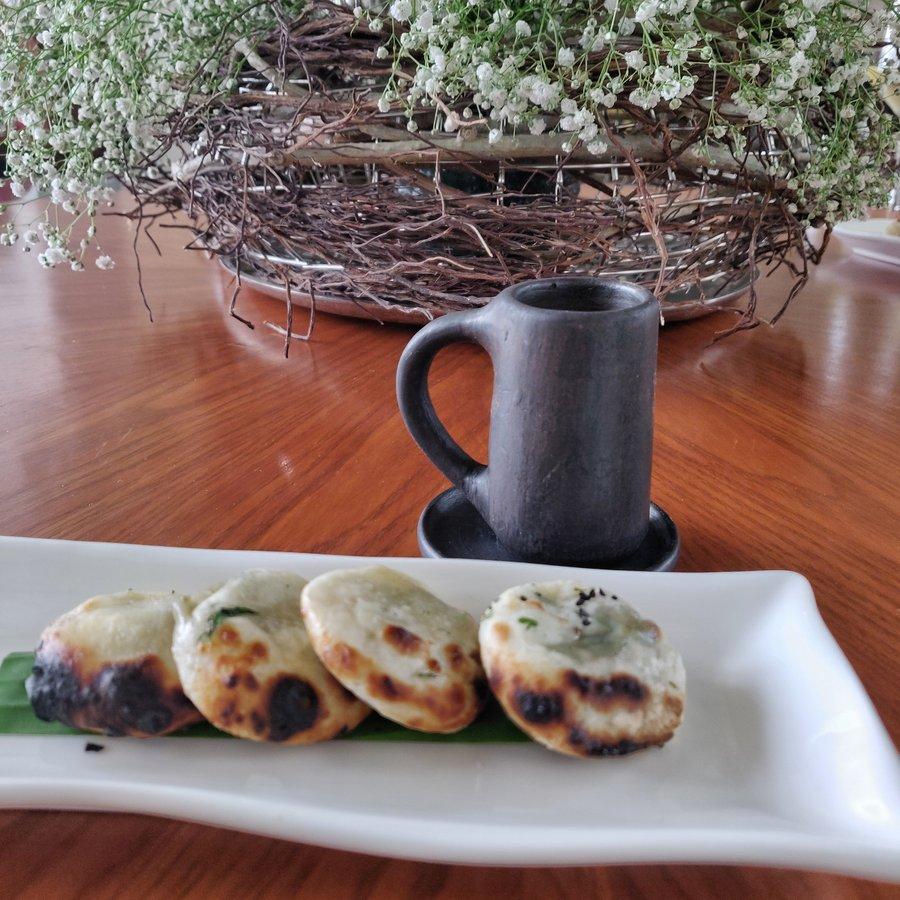 Chef Manish Mehrotra and tasting menu at Indian Accent - 2