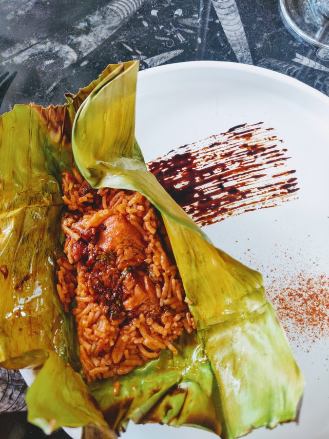 Chef Manish Mehrotra and tasting menu at Indian Accent - 8