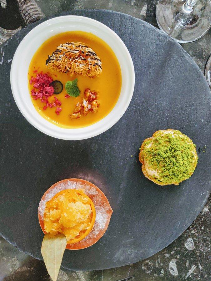 Chef Manish Mehrotra and tasting menu at Indian Accent - 14