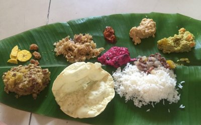 Onam Sadhya at these places in Kolkata