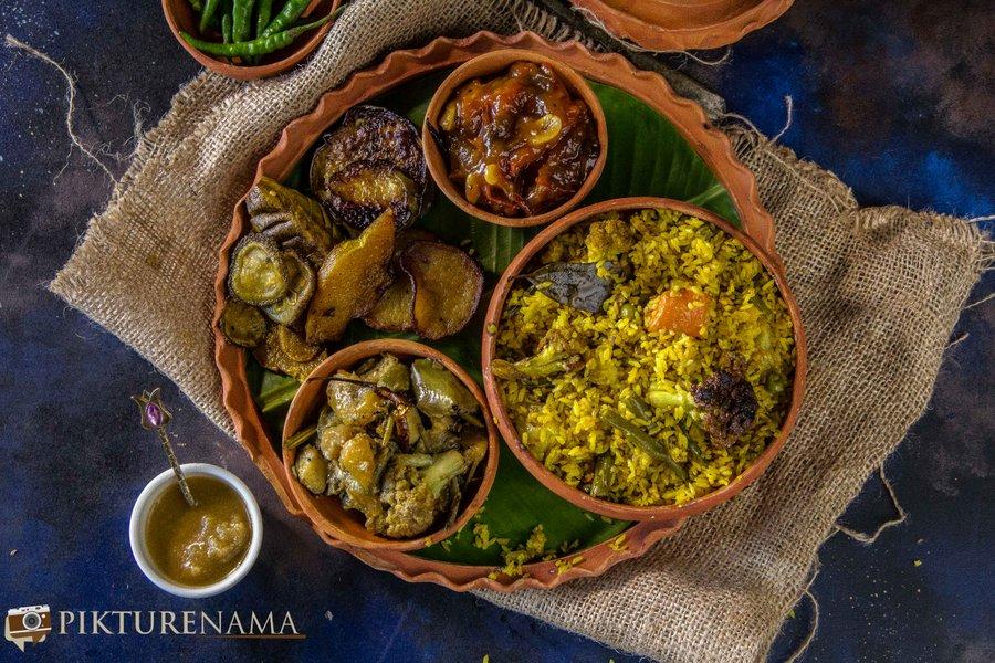 Bhuni Khichuri - 3