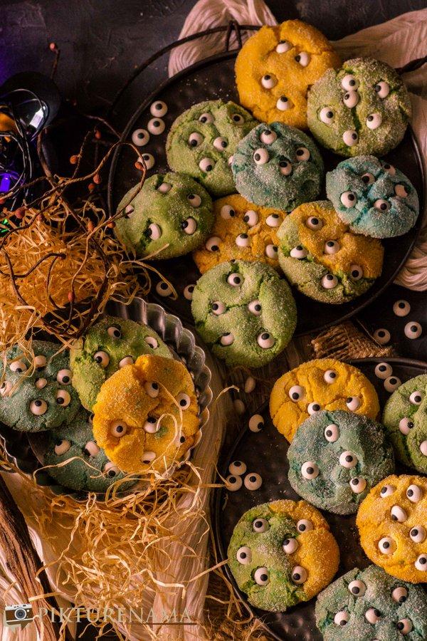 Monster cookies - 3