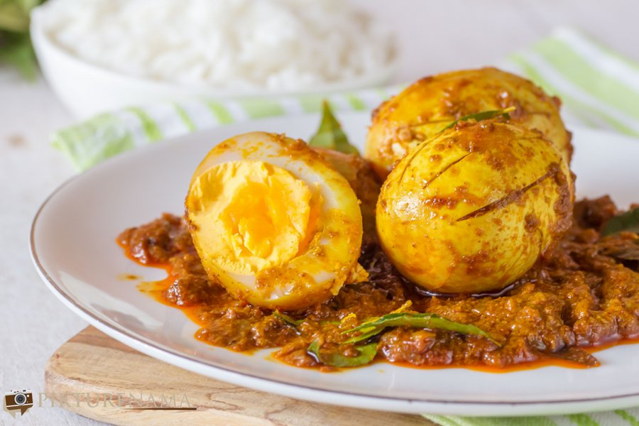 Kerala Egg Roast - 6