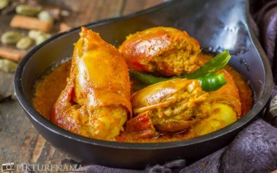 Chingri malaikari or Chingri Malai Curry?