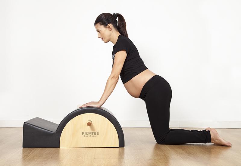respiración en Pilates para embarazadas