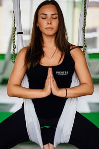 Hatha Yoga y meditación.