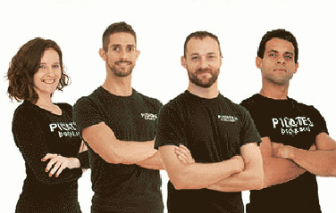 Monitores de Pilates