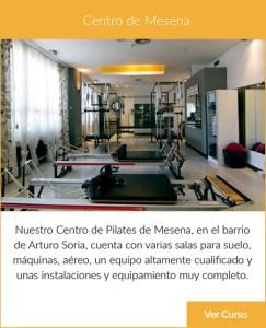 Centros de Pilates máquinas en Madrid