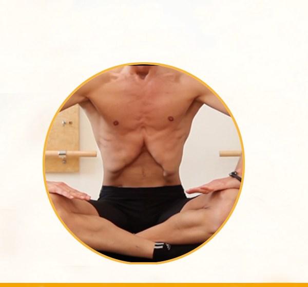 Hipopresivos. Gimnasia abdominal hipopresiva. Sesiones Intensivas. 21 de Julio Almirante.