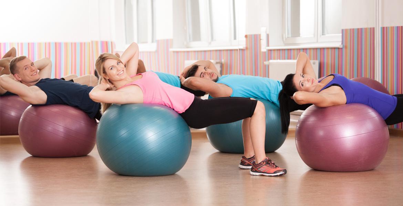 Pilates Classes & Studio Isle Wight Hilary Symmans Ball Classes