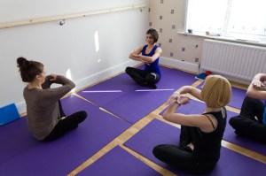 Pilates with Priya: Post Natal Pilates Class