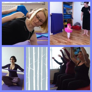 Pilates with Priya: Some photo of our classes in 2013