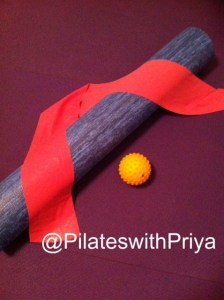Pilates with Priya: Release, Stretch and Strengthen
