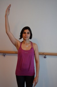 Pilates with Priya: Floating Arm End