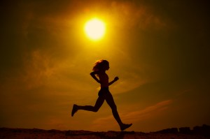 © Fotograf77 | Dreamstime.com - Girl Running Photo
