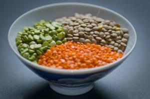 Beans:lentils