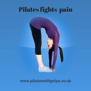 Pilates with Priya: Pilates fights pain
