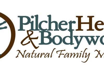 Pilcher Health and Bodyworks Logo
