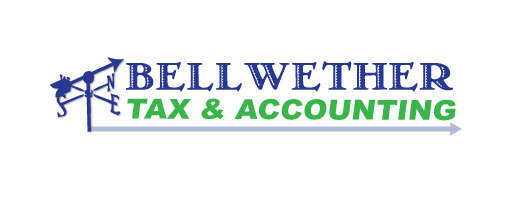 New Logo Design for Bellwether Tax & Accounting!