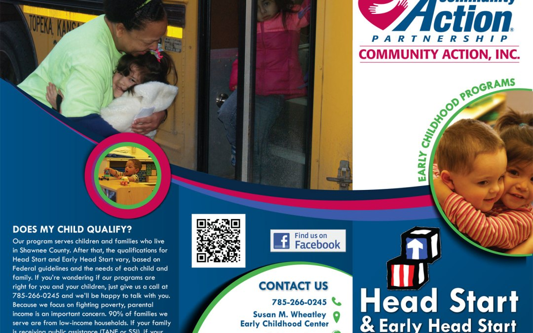 New Brochure for Community Action, Inc.
