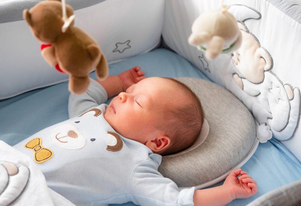 infant newborn head pillow reviews