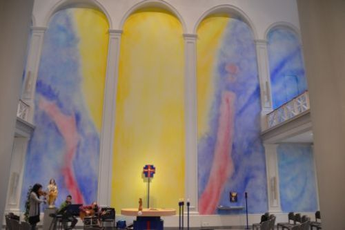 Pilgergottesdienst St. Gallen