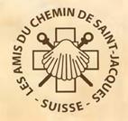 Logo schweiz. Vereinigung der Freunde des Jakobsweges