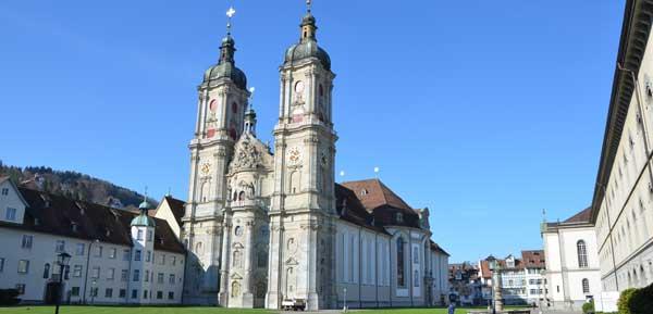 am Klosterplatz St.Gallen
