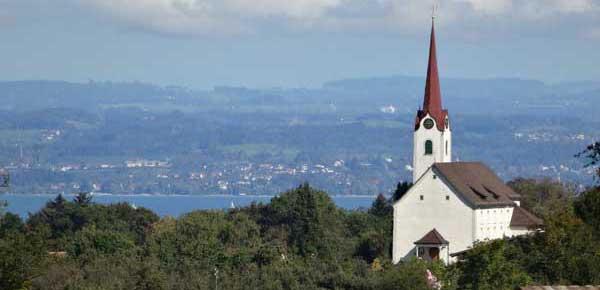Kirche Maria Magdalena Untereggen