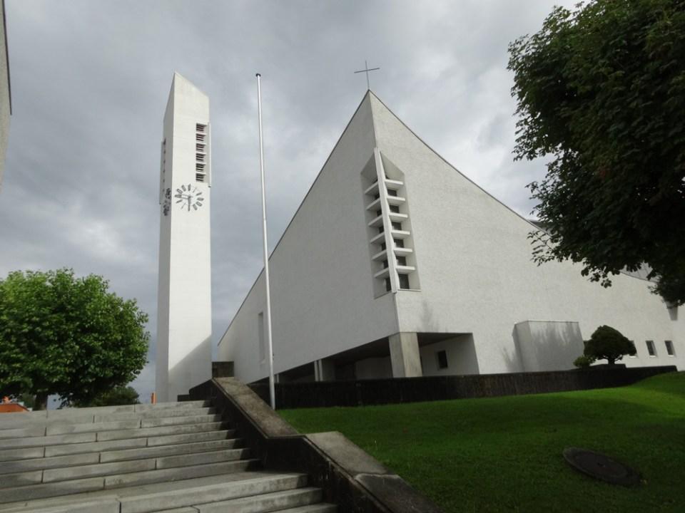Bruder Klaus Kirche Winkeln