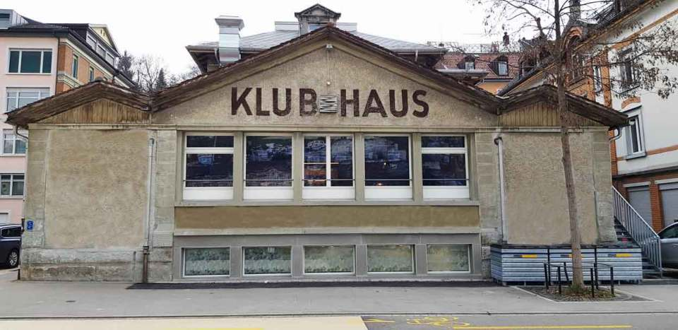 Spanisches Klubhaus St. Gallen