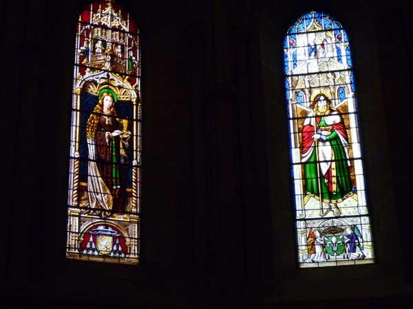 Maria Magdalena und Jakobus