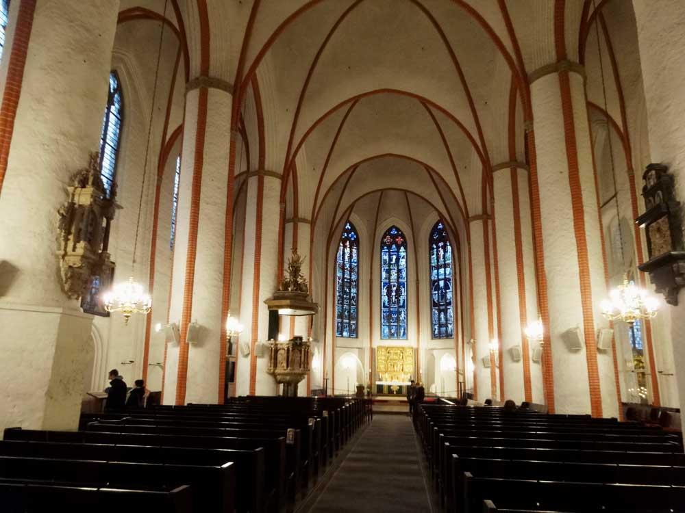 Jacobi Kirche Hamburg
