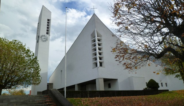 Bruder Klaus-Kirche St.Gallen-Winkeln