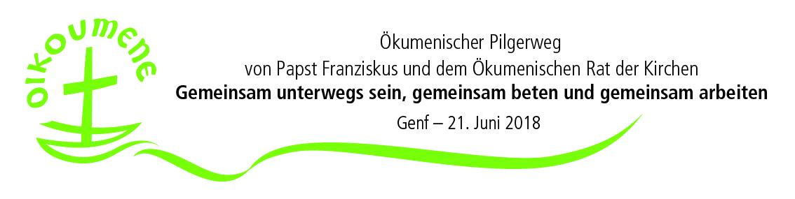 Logo Papstbesuch Genf