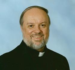 Fr. Ed Hauf, OMI