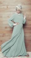 28 Contoh Model Baju Muslim Artis Risty Tagor