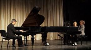 Berchy József zongoraestje (HD)