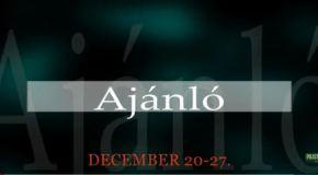 Műsoraink december 20-27.