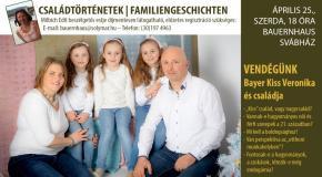 Képnézegető és családi bemutatkozó Solymáron