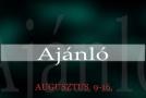 Műsoraink augusztus 9-16.