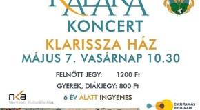 Kaláka koncert Piliscsabán
