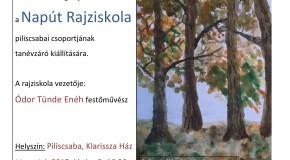 Rajzkiállítás Piliscsabán