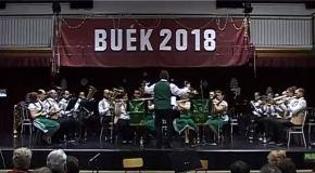 Újévi koncert Szentivánon