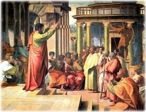 Apostle-preaching