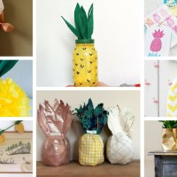 Fun Pineapple Crafts Projects You Will Love To Make